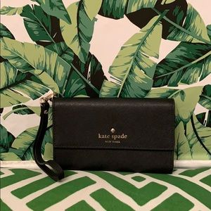 Handbags - Kate Spade wristlet with phone pouch